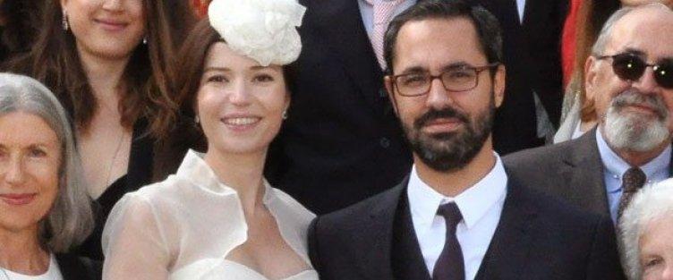 Selma Ergeç ile Can Öz evlendi