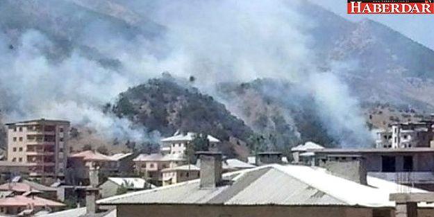 Şemdinli'de Çatışma Çıktı! Acı Haberler Geliyor