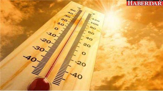 Sıcaklıklar artıyor!