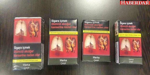 Sigarada yeni paket standardı! Böyle görünecek...