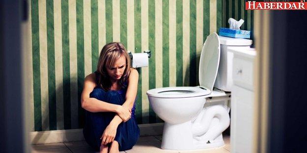 Sık sık tuvalete gidenler dikkat!