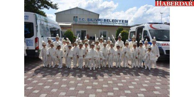 Silivri Belediyesi 60 Ailenin Çocuğunu Sünnet Ettirdi
