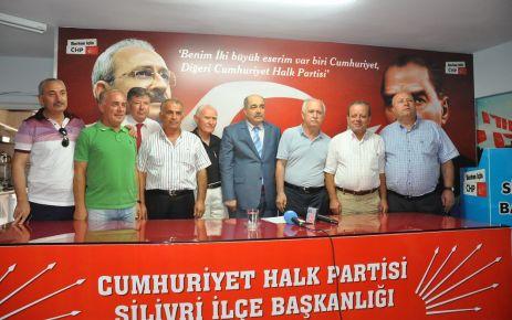 Silivri CHP'nin aday adayları arasına Yıldırım düştü!
