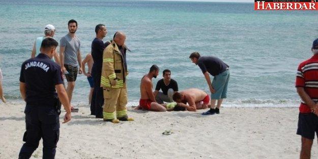 Silivri'de boğulma tehlikesi geçirirken kurtarılan çocuk hastanede öldü