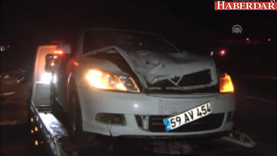 Silivri'de Trafik Kazası: 1 Ölü