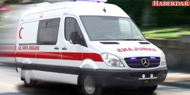 Silivri'de Trafik Kazası