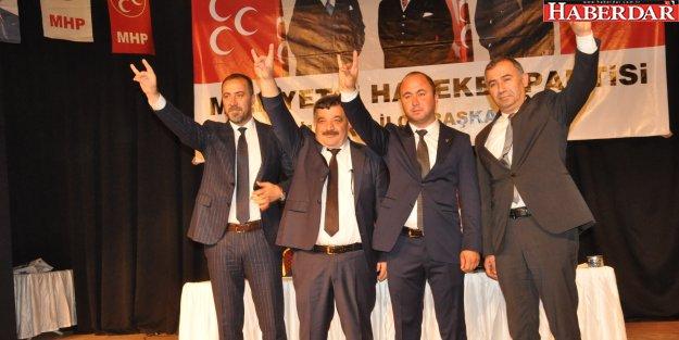 "SİLİVRİ MHP'DE 'ZAFER"" DÖNEMİ!"