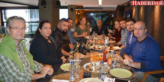 Silivrili gazetecilerden ortak karar