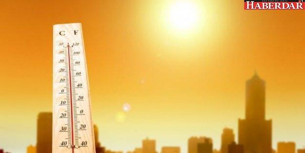 Son 30 yılın sıcaklık rekoru kırılması bekleniyor