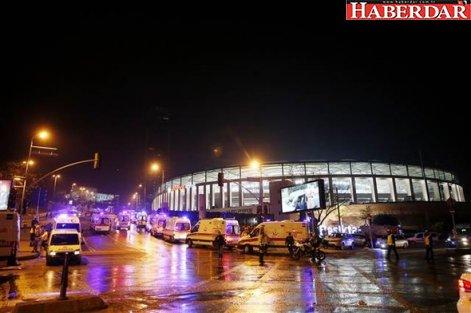 Son dakika.. İstanbul'da iki alçak saldırı! Şehit sayısı 38'e çıktı!