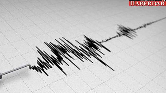 Son deprem Kuşadası'nda meydana geldi!
