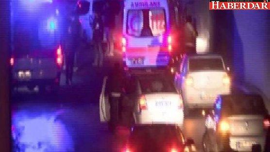 Sultangazi'de çatışma: 1 ölü, 2 yaralı!