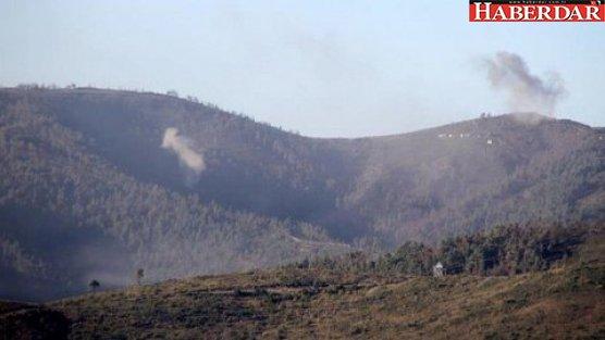 Suriye Ordusu da saldırıya geçti