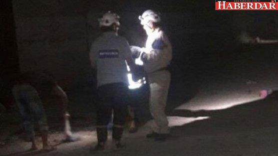 Suriye sınırında şiddetli patlama: 35 ölü!