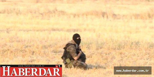 Suriye Sınırında Silah Sesleri!