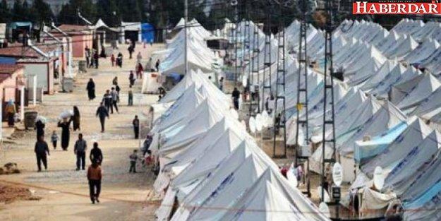Suriyeliler oraya yerleştirilecek