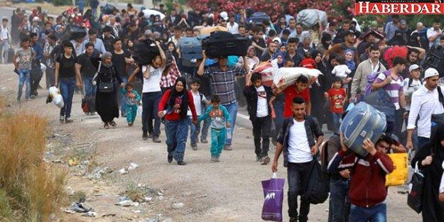 Suriyelilere, Kampı Terk Etmeleri İçin Kişi Başı 1750 TL Ödendiği İddia Edildi