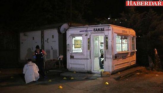 Taksicilerin trafik kavgası kanlı bitti: 1 ölü, 2 yaralı