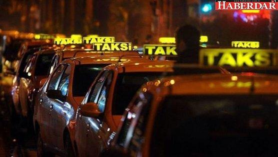 Taksiler artık daha güvenli olacak