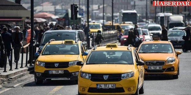 Taksiler trafikte boş dolaşmayacak
