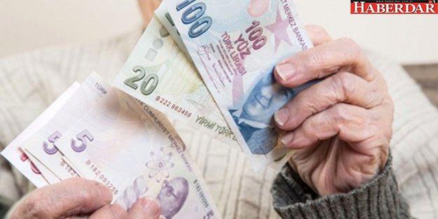 Temmuz'da SSK ve Bağ-Kur Emeklilerine 325 Liraya Kadar Zam Yapılacak