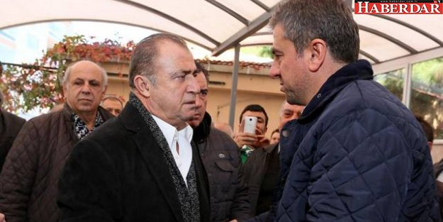 Terim'den Hamzaoğlu'na: 'Dalga mı geçiyorsun oğlum?'