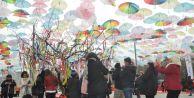 14 şubat'ı Beylikdüzü sokak partisi ile kutluyor