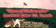 18 Mart Çanakkale Zaferi#039;nin yıl dönümünde şehitlerimiz törenlerle anılıyor