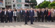 19 Mayıs Atatürk#039;ü Anma, Gençlik ve Spor Bayramı Çatalcada törenlerle kutlandı