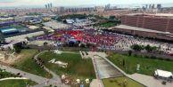 1 Mayıs  Bakırköy#039;de kutlandı