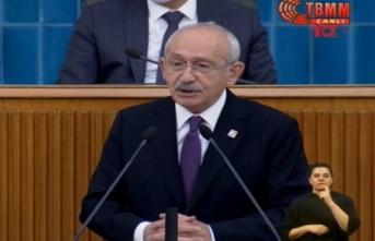 CHP lideri Kılıçdaroğlu önemli açıklamalarda bulundu
