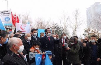 Çin Dışişleri Bakanı Türkiye ziyaretine büyük tepki