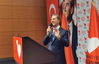 Mustafa Sarıgül TDP Kurucuları ile değerlendirme toplantısı
