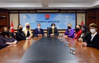 Türkiye Değişim Partisi İl Başkan Yusuf Polat 'dan Canan Kaftancıoğlu'na Ziyaret