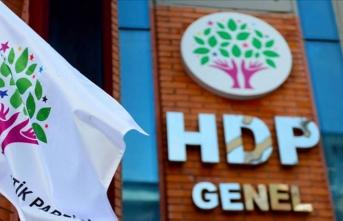 Yargıtay Başsavcısı HDP'ye kapatma davası açtı