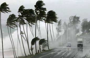 Meteoroloji uyardı: 'Batı kesimlerde kuvvetli rüzgar ve fırtına bekleniyor'