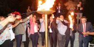 20. Erguvan Festivali#039;ne Görkemli Açılış