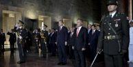 30 Ağustos İçin Anıtkabir'de İlk Tören