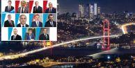 39 İlçesi Olan İstanbul#039;da 11 Trabzonlu Başkan Var