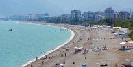 3 günlük tatilde rota Antalya oldu