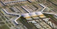3. Havalimanında Terminal İnşaatı Başladı