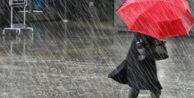 3 il için 'kuvvetli yağış' uyarısı