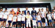 4 bin çocuk yazı sporla geçirdi