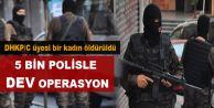 IŞİD ve PKK hücreleri basıldı