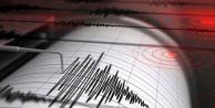 8 saat içerisinde 13 deprem meydana geldi