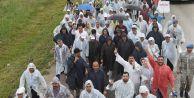 Adalet Yürüyüşü 5. gününde devam ediyor