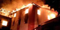 Adana#039;da Kız Öğrenci Yurdunda Yangın Faciası