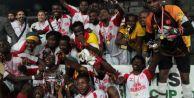 Afrika kupası, Ganaya gitti
