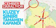 Afrin#039;de 5 köy daha YPG#039;den temizlendi