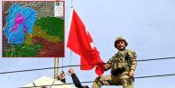 Afrin#039;de Harita 24 Saatte Değişti! Kuşatma Altındaki Tüm Bölgeler Temizlendi